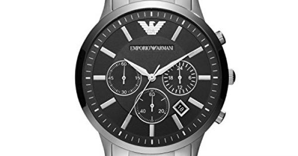 6a185c8df532 Armani watches the best Amazon price in SaveMoney.es