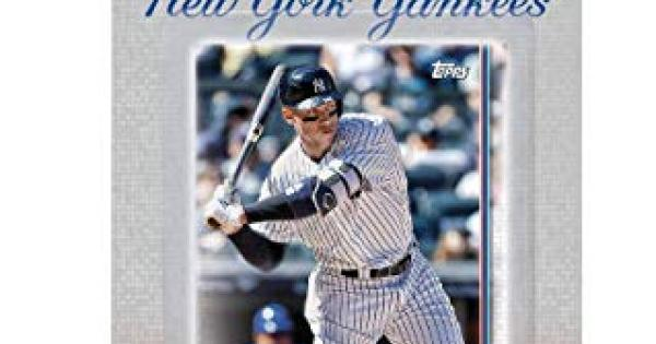 buy online 818d4 b86a8 New york yankees topps team set the best Amazon price in SaveMoney.es