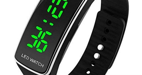 accbc416bbf0 Led watch le meilleur prix dans Amazon SaveMoney.es