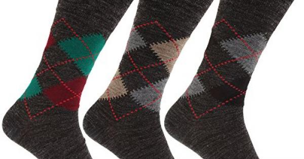 15471f7df940a Thermal xmas socks the best Amazon price in SaveMoney.es