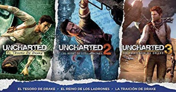 Uncharted The Best Amazon Price In Savemoney Es