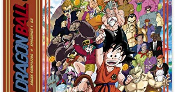 Dragonball The Best Amazon Price In Savemoney Es