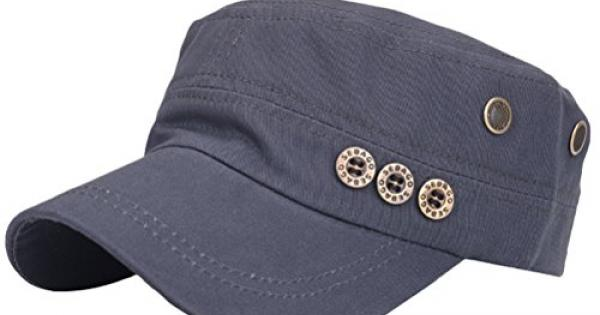 7ddfac73983 Solid peaked cap the best Amazon price in SaveMoney.es