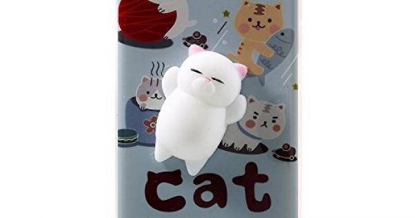 ... 3D Protective Soft Silicone Case Cover for iPhone 6S. Source · Cat case .