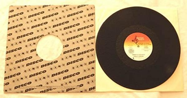 Philly cream 12 inch single jammin' at the disco b the best