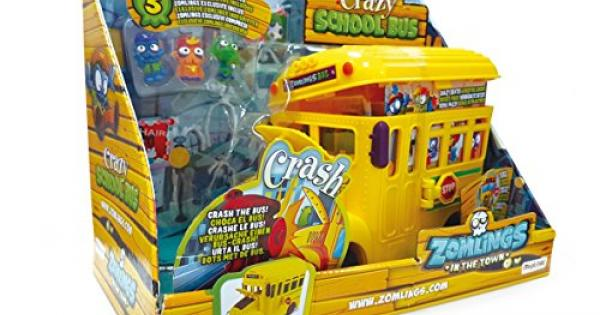 Pack of 24 Zomlings 14916 Series 5 City Tower Blind Bags Display